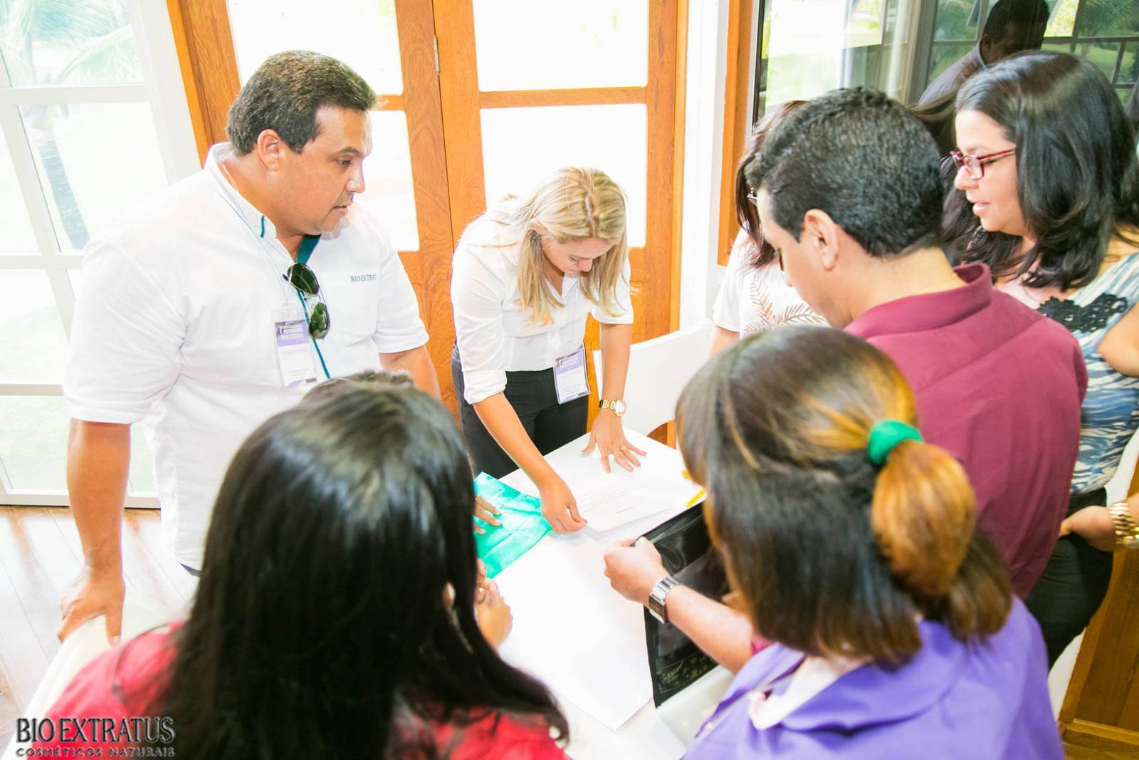 I Encontro Nacional de Multiplicadores Bio Extratus (60)